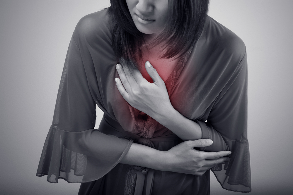 Know the signs of acid reflux GERD