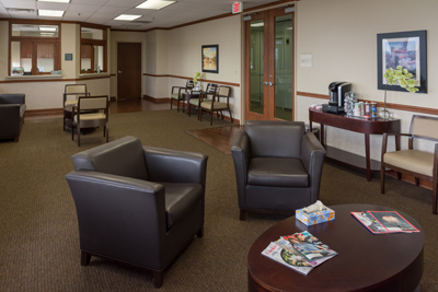 Adult Gastroenterology Associates - Main lobby