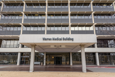 Adult Gastroenterology Associates - Warren exterior