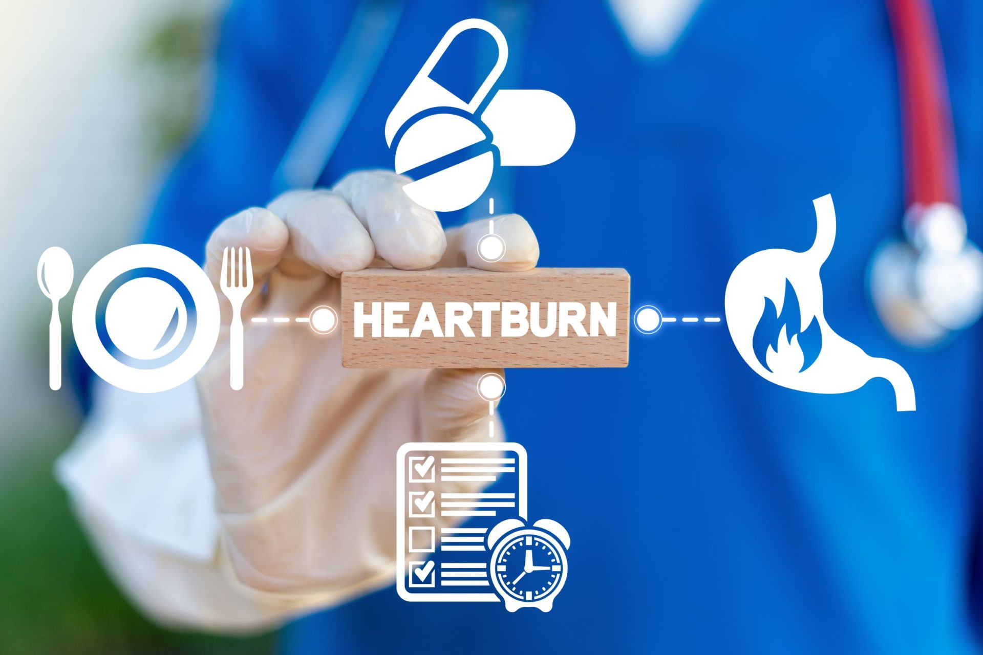 4 Signs it's Time to See a Gastroenterologist about Your Heartburn