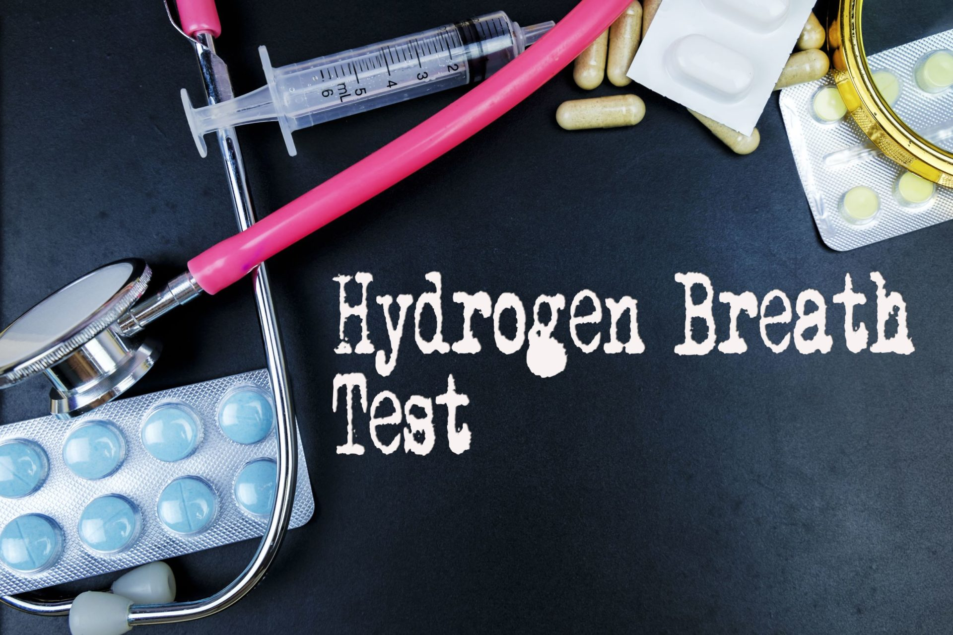 Hydrogen breath test/ lactose breath test